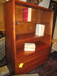 Hawaiian Wood Cabinet