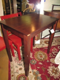 High-work top table