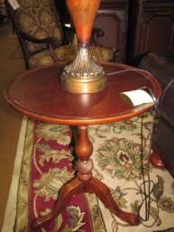 Bombay Accent Table
