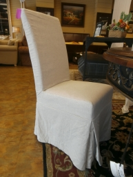 Draped Dining Chair